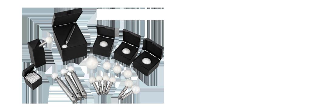 Zirconia ceramic standard ball