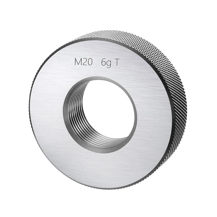 The Metric Thread Ring Gauge