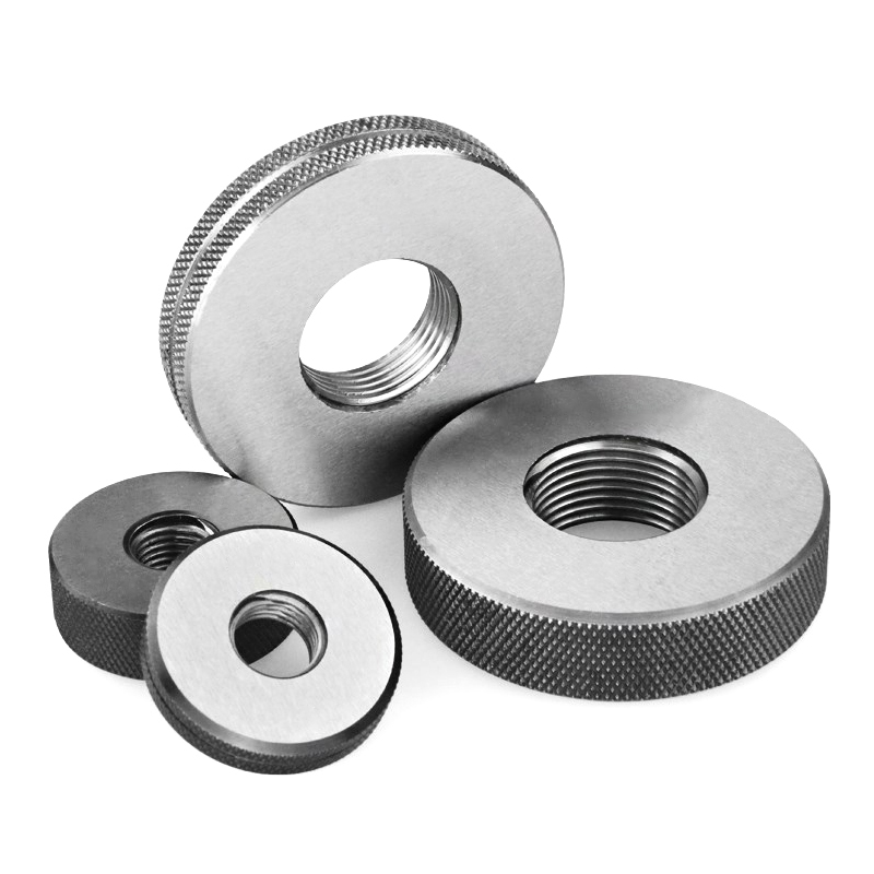 Taper Pipe Thread Ring Gauge