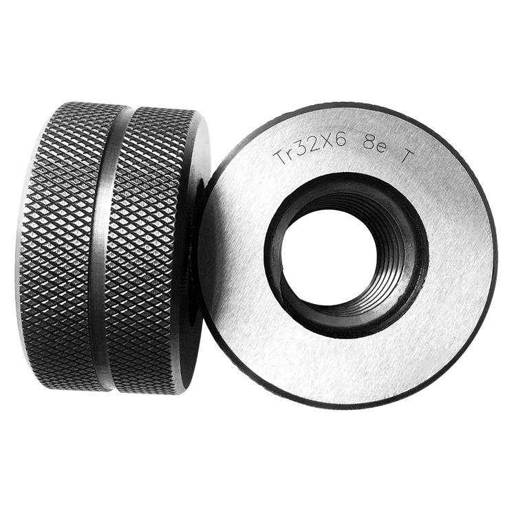 Tr - 30° Trapezoidal Thread Ring Gauge