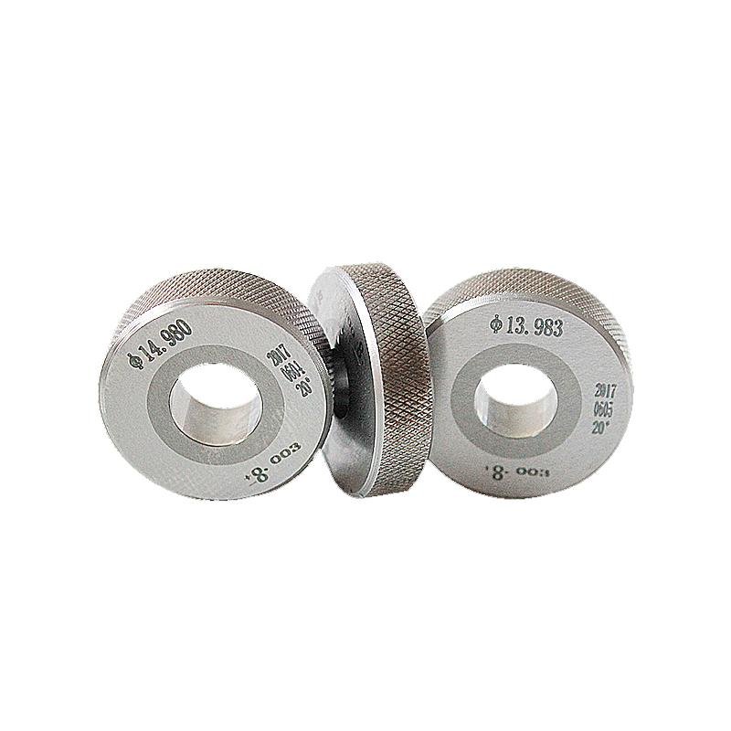 Tungsten steel ring gauge