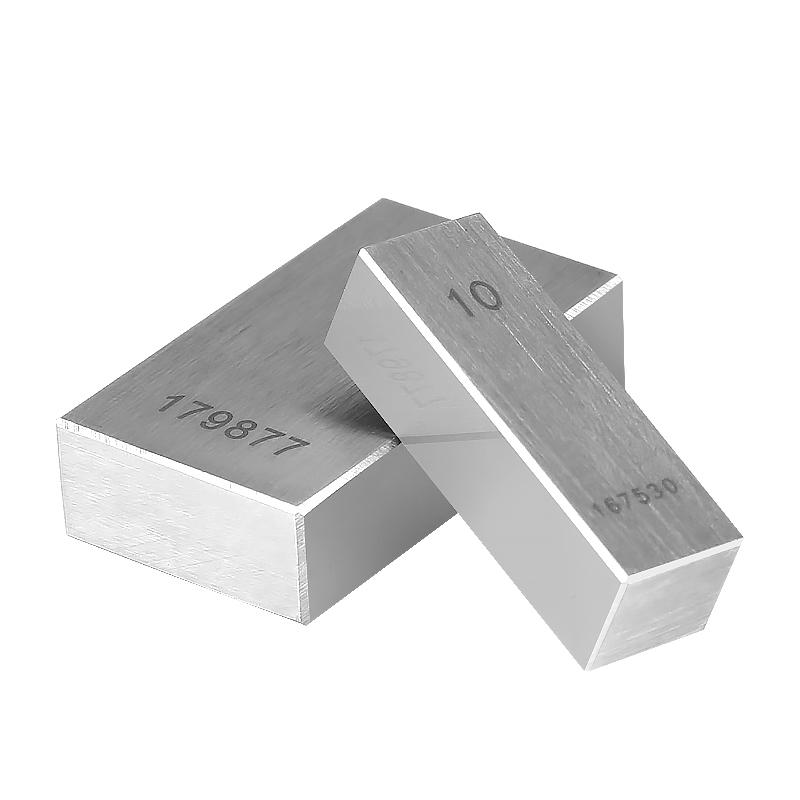 Block gauge block