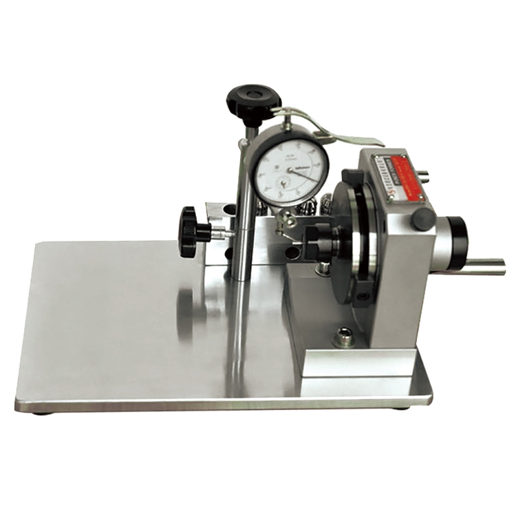 Precision Concentricity Measuring Instrument for Small Parts